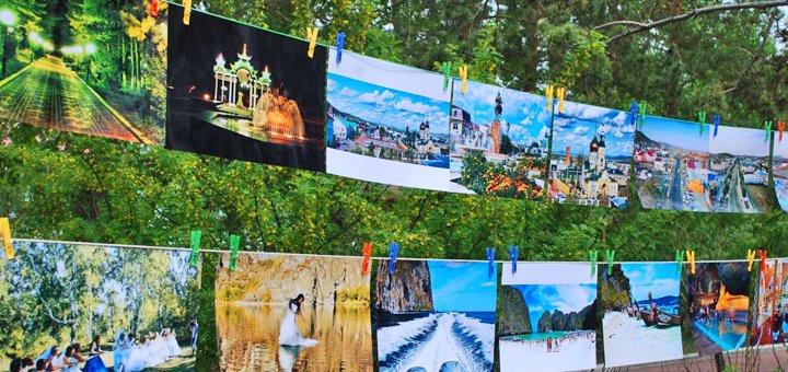 До 150 напечатанных фотографий различных форматов в студии фотопечати «Фигаро-Фото»