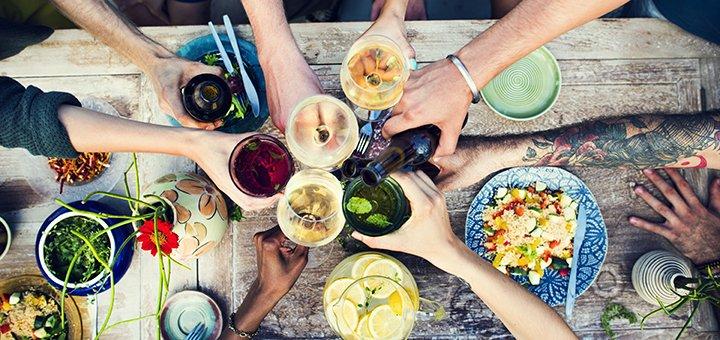 Знижка до 50% на все меню кухні та бару в ресторані «Gastronomy Coffee & Burger»