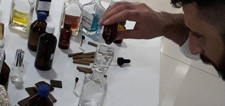 Парфюмерный мастер-класс по созданию собственного аромата духов от «By_parfumer»