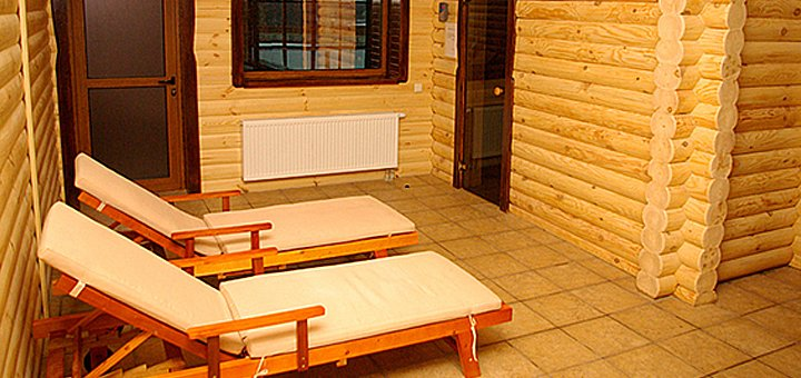 От 2 дней отдыха для двоих с завтраками в загородном комплексе «Гончарі» в Киевской области