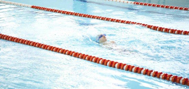 До 10 занятий или месяц безлимитного посещения бассейна в «Планета Спорт» на Соломенке