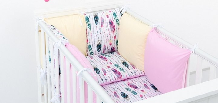 Скидка 15% на все Комплекты в кроватку из категории «Готовые комплекты» в интернет-магазине «Gorka.com.ua»