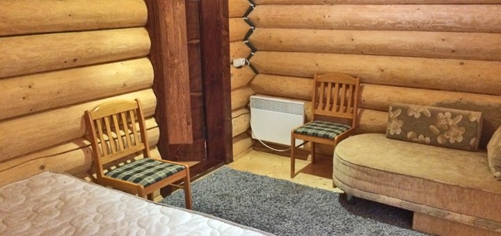 От 4 дней отдыха для компании в коттедже «Быстрица» в Закарпатье
