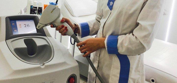 До 10 сеансов Elos-эпиляции любой большой и малой зоны в клинике «Laser Health»