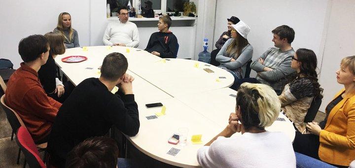 Скидка 70% на интеллектуальную игру Мафия на английском языке от Sargoi International Community