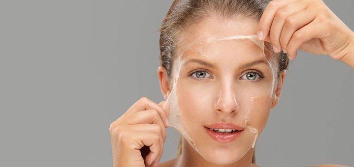 До 3 сеансов испанского пилинга или спец программы для кожи лица от Людмилы Грушко