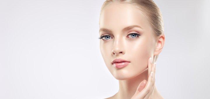 Уход для лица Unstress в 9 этапов в кабинете красоты «Dr. Kate Beauty Space»