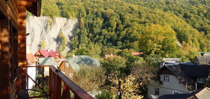От 3 дней отдыха с теплым бассейном в гостиничном комплексе «София» в Яремче