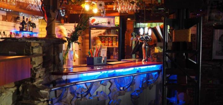 Скидка 50% на все меню кухни, коктейльную карту и кальяны в диско-караоке-баре «Salvador Dali»