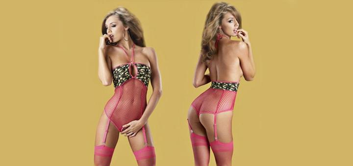 Скидки до 60% на женское эротическое белье в интернет-магазине «Amare Se Stessi»