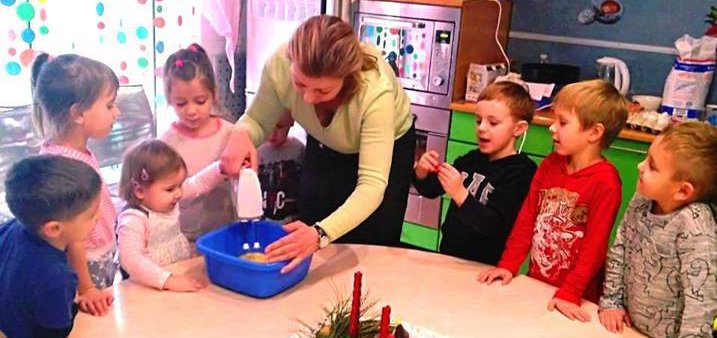 До 3 месяцев посещения креативного частного детского сада «Бусинки»
