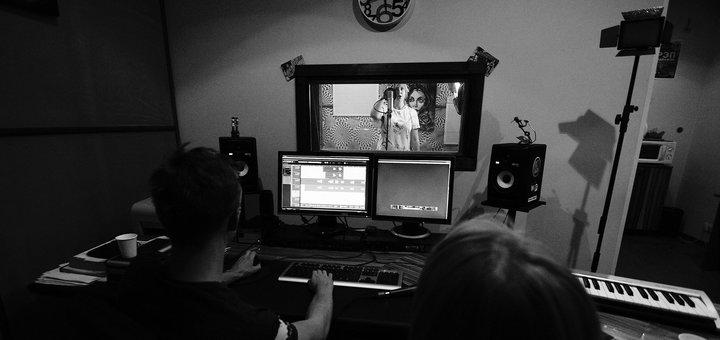 VIP-запись песни в студии звукозаписи «JDI RECORDS»