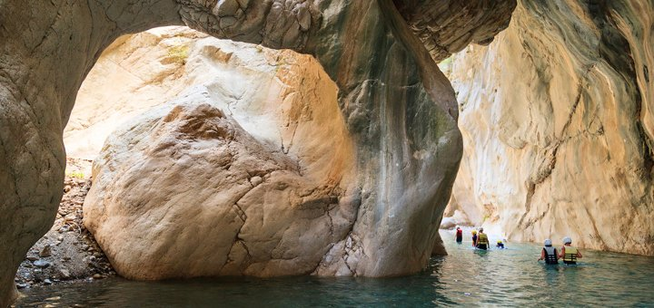 Скидка 30% на походы по Турции от компании «LuckyFox Travel»