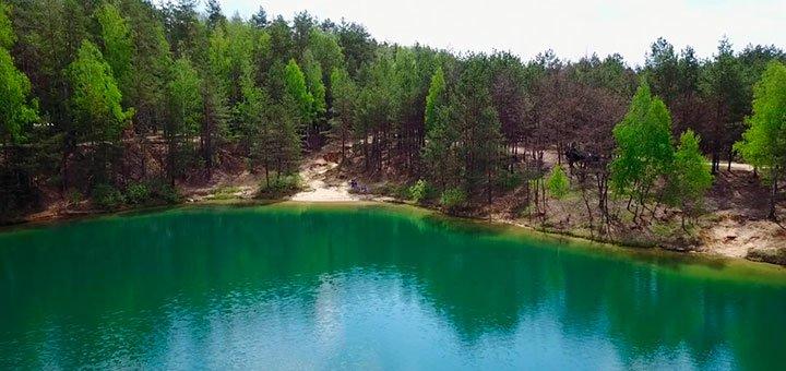 Автобусный тур на Голубые озера от туристического проекта «Secret City»