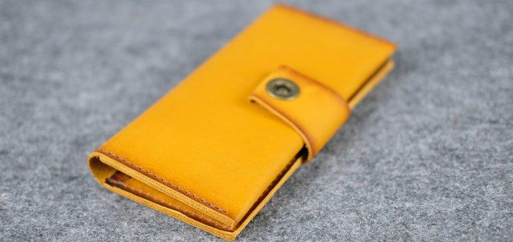 Скидка 15% на кожаные кошельки ручной работы «Frico»