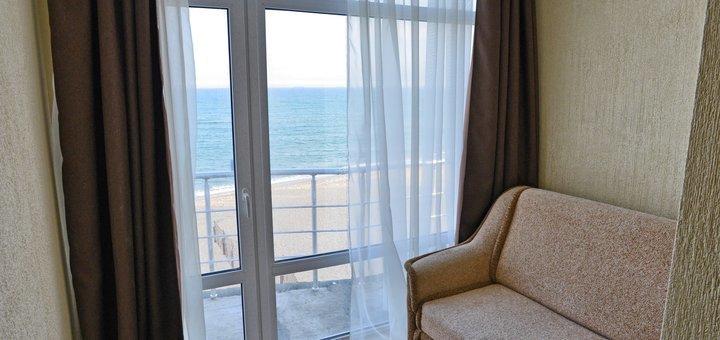 От 3 дней отдыха в новом апарт-отеле «Посейдон» в Черноморске