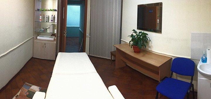 До 10 сеансов массажа по профилактике сколиоза в сети клиник «Медпроф»