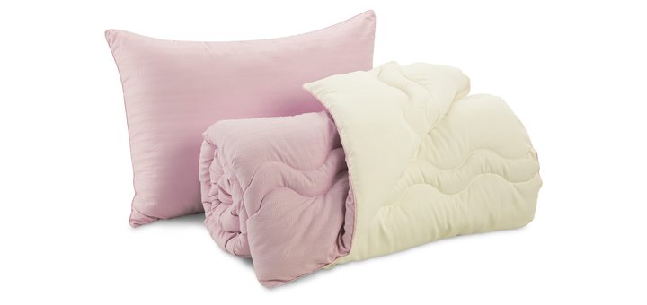 "Скидка 50% на комплект из одеяла и подушки Dormeo ""Хороший Сон"""