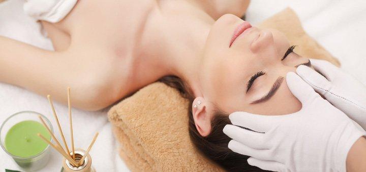 До 7 сеансов массажа лица, шеи и декольте в салоне красоты «Natali»