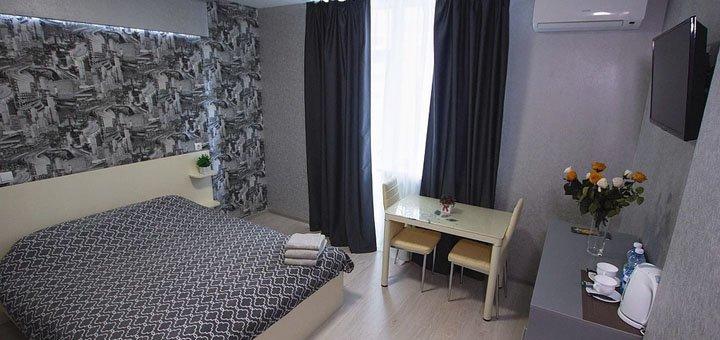 От 2 дней отдыха в номерах европейского уровня в отеле «Еast Residence» в Киеве