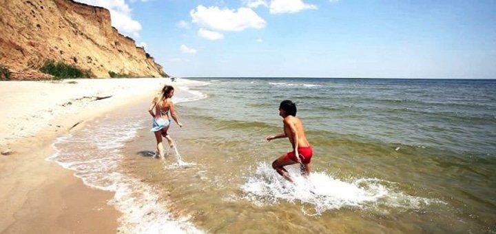 От 3 дней отдыха с бассейном в отеле «Анна Мария» в Курортном под Одессой в 100 метрах от моря