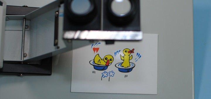 Первичная диагностика зрения в кабинете доктора Степановой