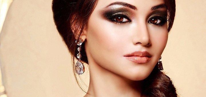 Перманентный макияж 1, 2 и 3 зон на выбор: губы, веки или брови в салоне красоты «Hollywood» на Оболони!