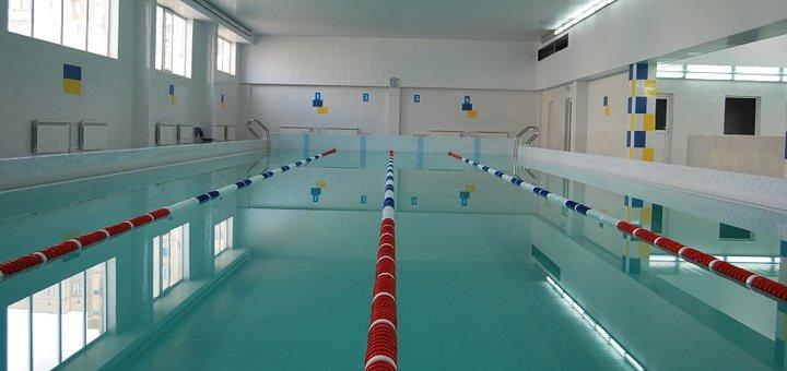 До 10 посещений или месяц безлимитного посещения бассейна спорткомплекса «Спортренд» на Троещине