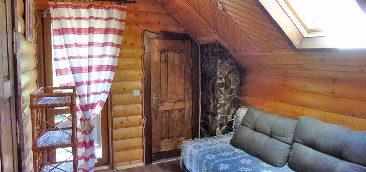От 3 дней отдыха для компании до 6 человек в отдельном коттедже «Wood house» в Татарове