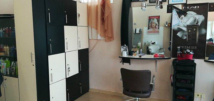Женские стрижки, окрашивание, накрутки, ламинирование и восстановление волос в салоне «RAI»