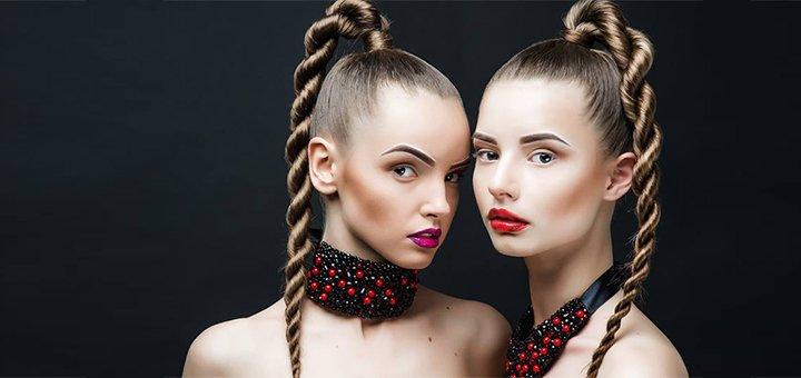 Курс плетения от Тимбуровской Надежды в парикмахерской академии «S education»