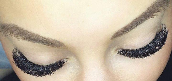 Профессиональные курсы по наращиванию ресниц в мастерской красоты «Твої очі»