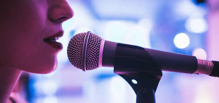 До 12 индивидуальных занятий по вокалу в творческой студии «YAProject»
