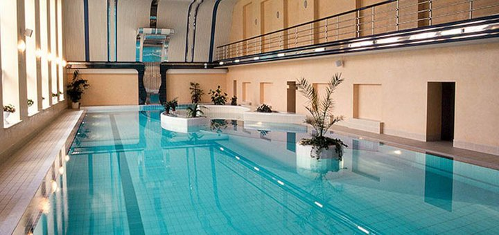 От 3 дней зимнего отдыха с бассейном и процедурами в комплексе «Карпаты» в Яремче