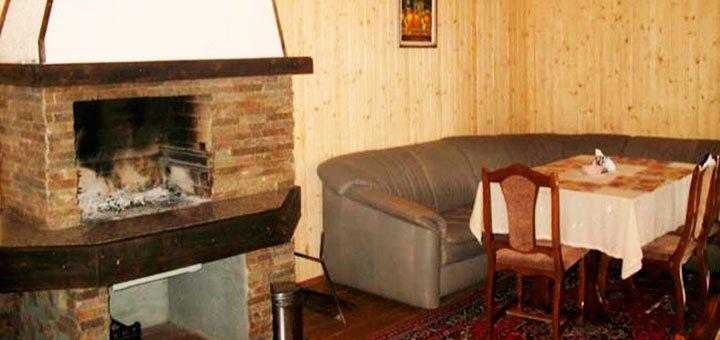 От 3 дней отдыха в высокий сезон вблизи Буковеля в отеле «Под Говерлой» в Ворохте