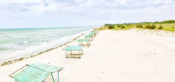 От 2 дней отдыха в начале сентября в хостеле «Орлятко» в Генической горке на Азовском море