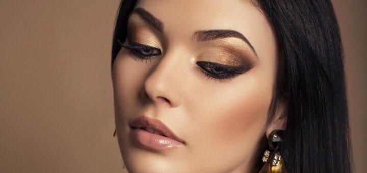 Моделирование, окрашивание бровей и ресниц в салоне красоты «Beauty Stream»