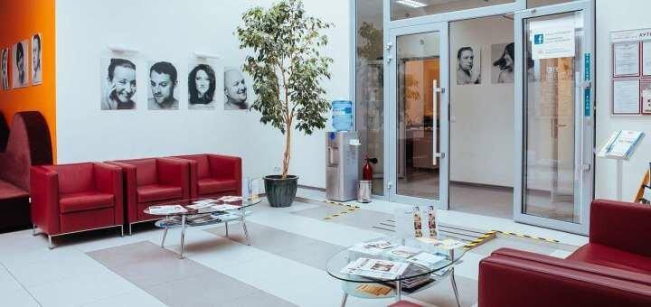 Обследование гинеколога в украинско-швейцарском медицинском центре «Porcelain-Esthetics»
