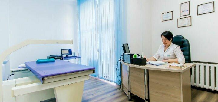 УЗИ щитовидной железы, паращитовидных желез в медицинском центре «Герц»