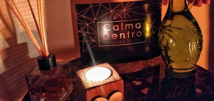 Фруктовый массаж всего тела в студии массажа «Calma Dentro»