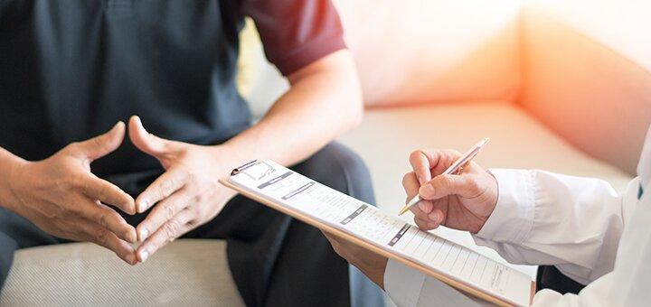 Диагностика и лечение цистита в кабинете амбулаторной урологии доктора Сидоренко