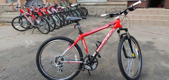 Скидка до 40% на прокат велосипедов премиум-класса от сети проката «Tandem»