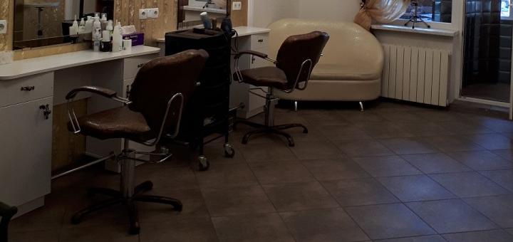 Мужская стрижка, укладка и коррекция бороды в салоне «Beauty Place»