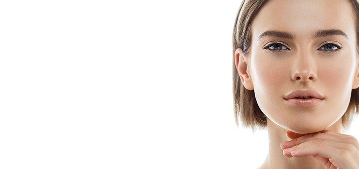 До 3 сеансов ультразвуковой чистки лица с уходом или альгинатной маской в студии «Byblos»