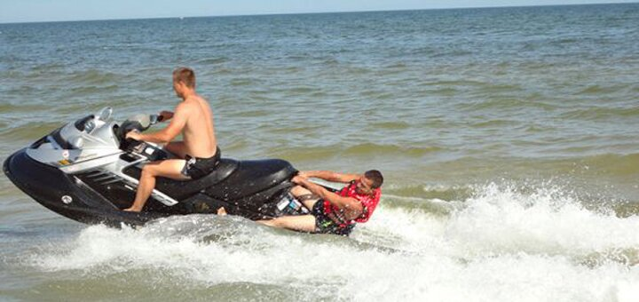 От 3 дней отдыха в сентябре на базе отдыха «Водограй» в Кирилловке на Азовском море
