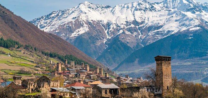 Семидневный тур в Сванетию в Грузии от компании «Anga Travel»