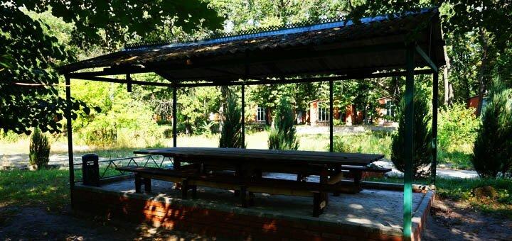 От 4 дней отдыха для двоих в лесной турбазе «Дубовая роща» на Орели