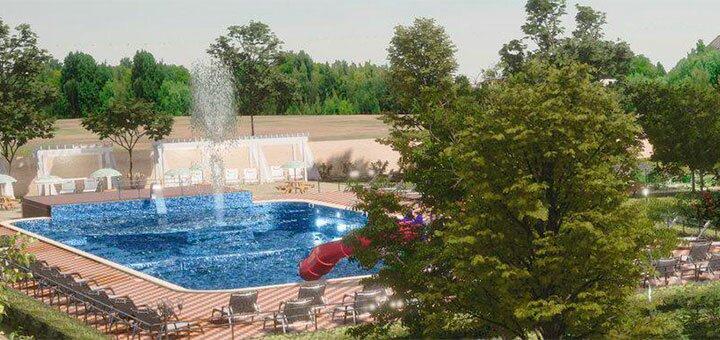 От 6 дней отдыха в июне в пансионате «Nikolaev» в Коблево