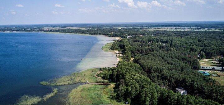 От 3 дней отдыха в отеле «Галицький двір» на Шацких озерах
