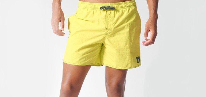 Мужские шорты Adidas, Reebok и Nike со скидкой до - 70%
